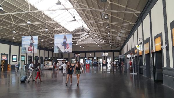 Lonas Publicitarias RENFE