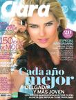 Publicidad en revista Clara
