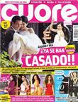 Publicidad en revista Cuore
