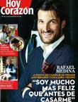 Publicidad en revista Hoy Corazón