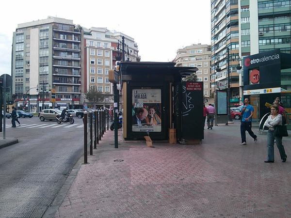 Publicidad en Kiosko