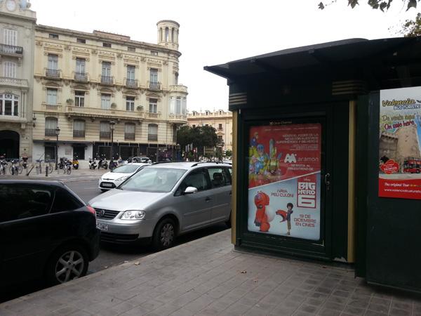 Publicidad Kiosko