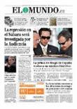 Publicidad en periódico El Mundo