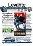 Contratar publicidad en el periódico Levante EMV