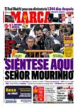 Publicidad en diario Marca