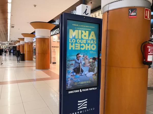 Publicidad en Nuevo Centro