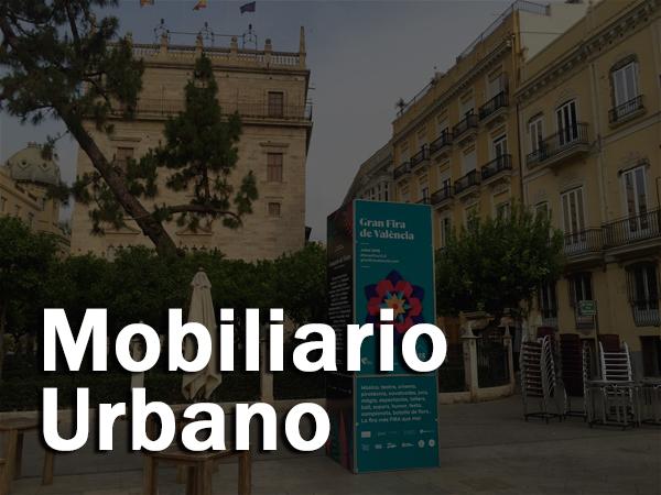 Publicidad exterior en mobiliario urbano