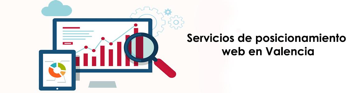 Servicios de-posicionamiento web en Valencia