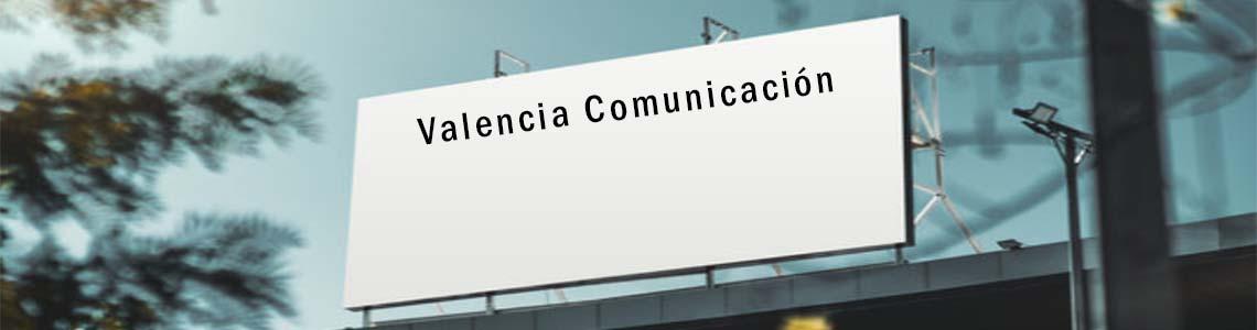 Publicidad en monopostes en Valencia